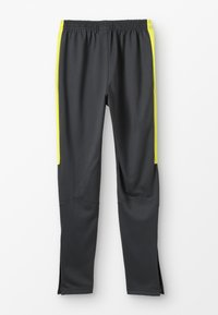 Nike Performance - DRY ACADEMY PANT - Tracksuit bottoms - anthracite/opti yellow - 1