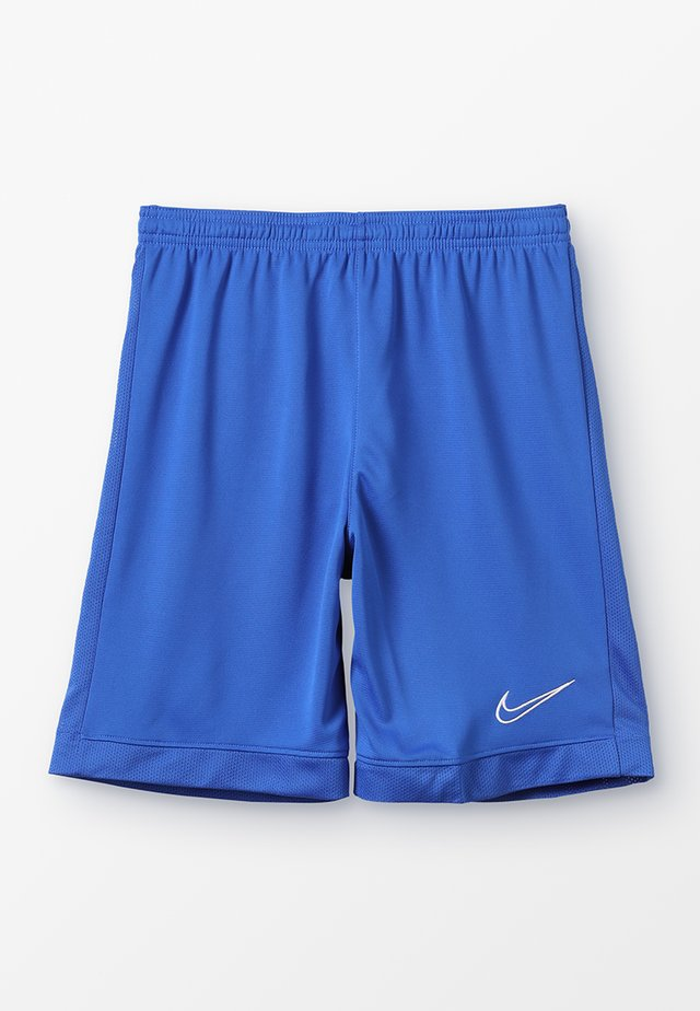 DRY ACADEMY SHORT - Korte sportsbukser - game royal/white