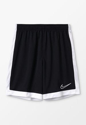 DRY ACADEMY SHORT - Pantalón corto de deporte - black/white