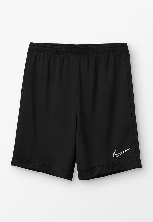 DRY ACADEMY SHORT - Sports shorts - black/white