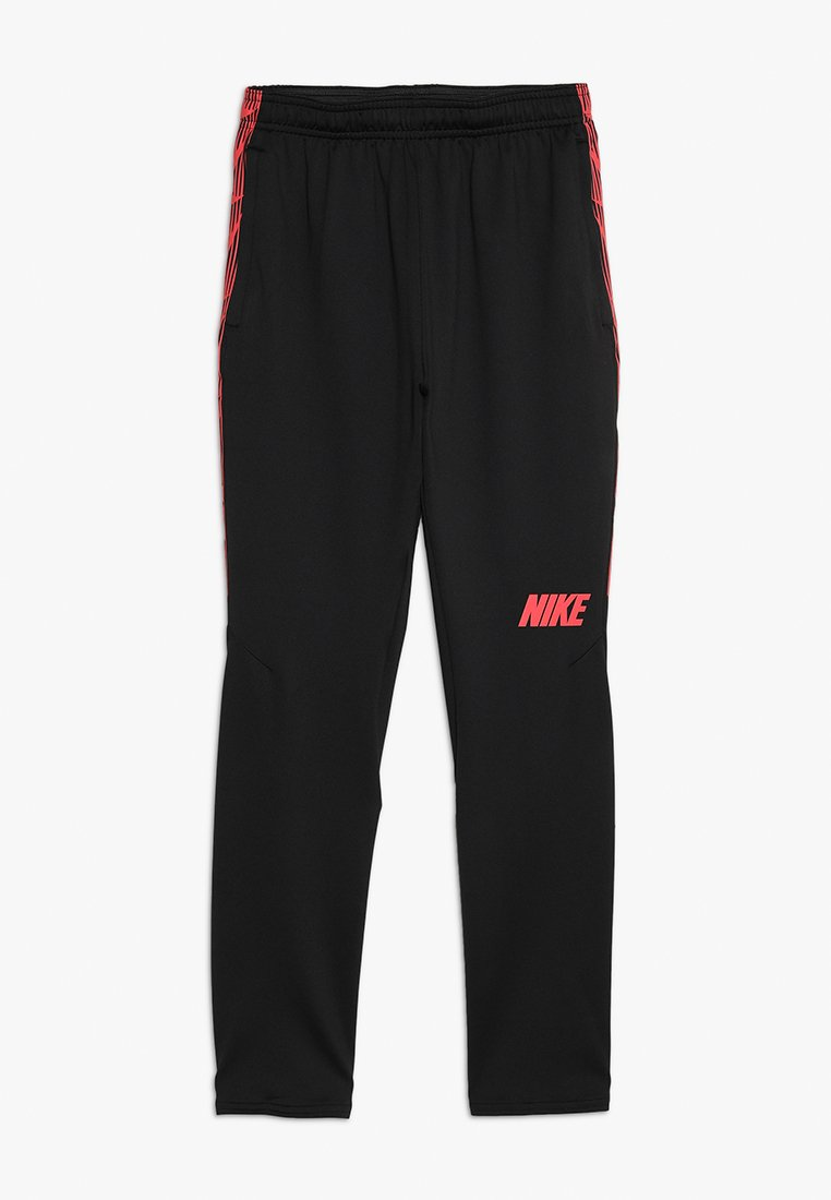 Nike Performance - DRY PANT  - Tracksuit bottoms - black/ember glow