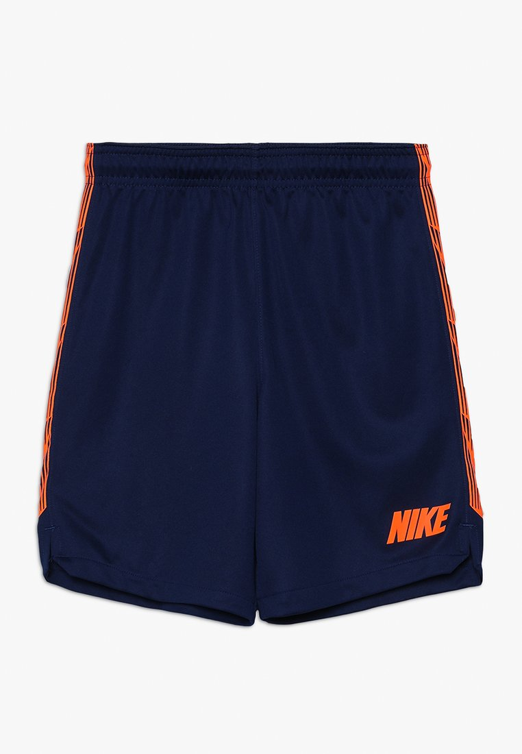 Nike Performance - DRY SHORT - kurze Sporthose - blue void/total orange