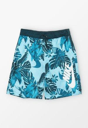 SHORT - Pantaloncini sportivi - nightshade/white