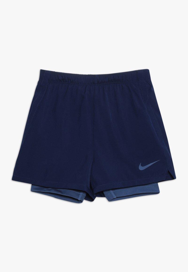 Nike Performance - DRY 2IN1 SHORT - Korte sportsbukser - blue void/mystic navy