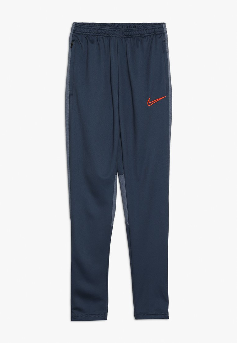 Nike Performance - DRY ACADEMY PANT - Tracksuit bottoms - monsoon blue/armory blue