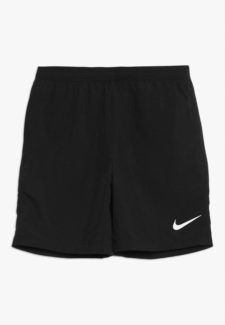 Nike Performance - DRY SHORT - Sports shorts - black/white