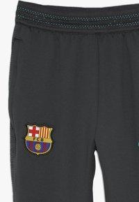 Nike Performance - FC BARCELONA DRY PANT - Klubbkläder - cool grey/dark grey - 3