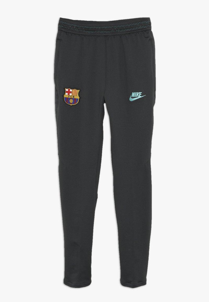 Nike Performance - FC BARCELONA DRY PANT - Klubbkläder - cool grey/dark grey