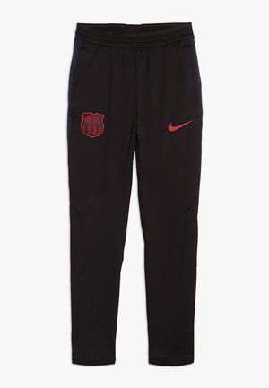 FC BARCELONA DRY PANT - Squadra - burgundy ash/deep royal blue/noble red