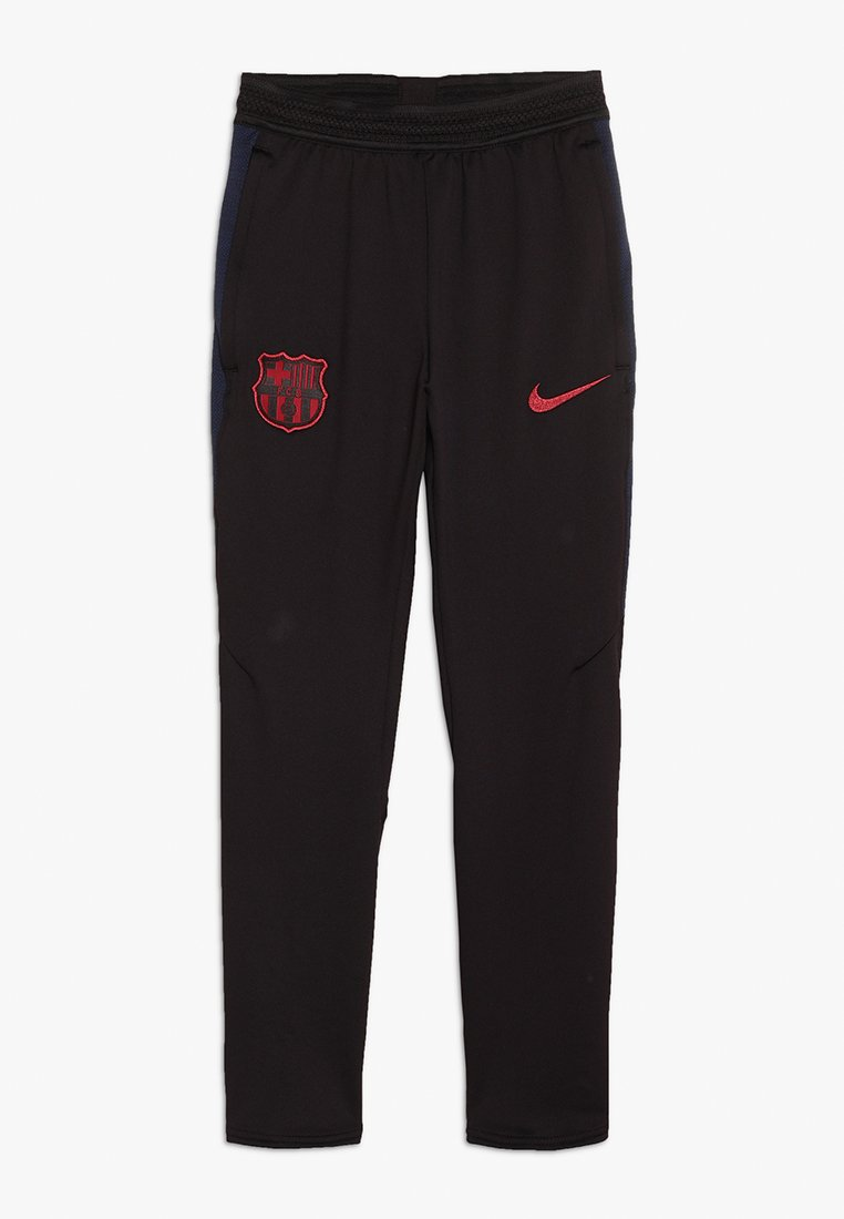 Nike Performance - FC BARCELONA DRY PANT - Club wear - burgundy ash/deep royal blue/noble red