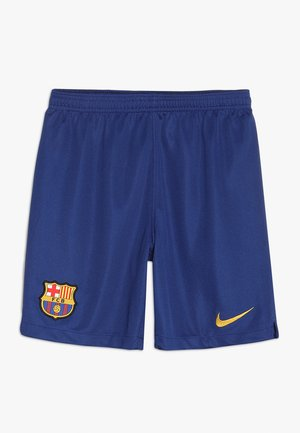 FC BARCELONA SHORT - Korte broeken - deep royal blue