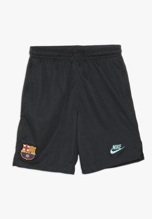 FC BARCELONA DRY SHORT - Korte sportsbukser - cool grey/dark grey/cabana