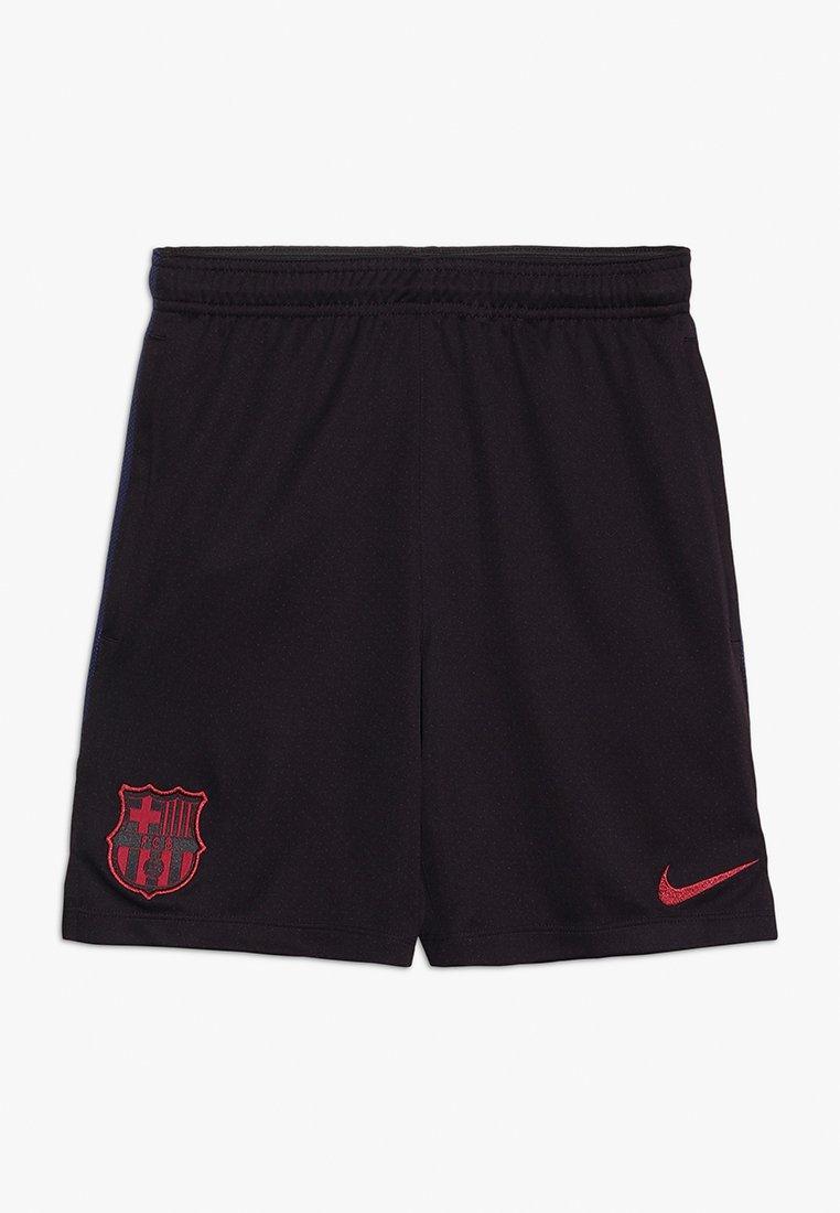 Nike Performance - FC BARCELONA DRY SHORT - Korte sportsbukser - burgundy ash/deep royal blue/noble red