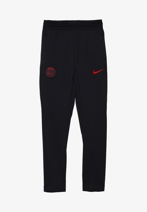 PARIS ST. GERMAIN DRY PANT - Article de supporter - oil grey/obsidian/university red