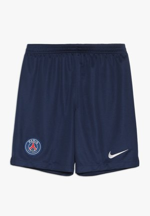PARIS ST. GERMAIN SHORT  - Korte sportsbukser - midnight navy/white