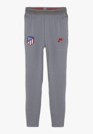 ATLETICO MADRID DRY PANT - Klubbkläder - gunsmoke/thunder grey/sport red