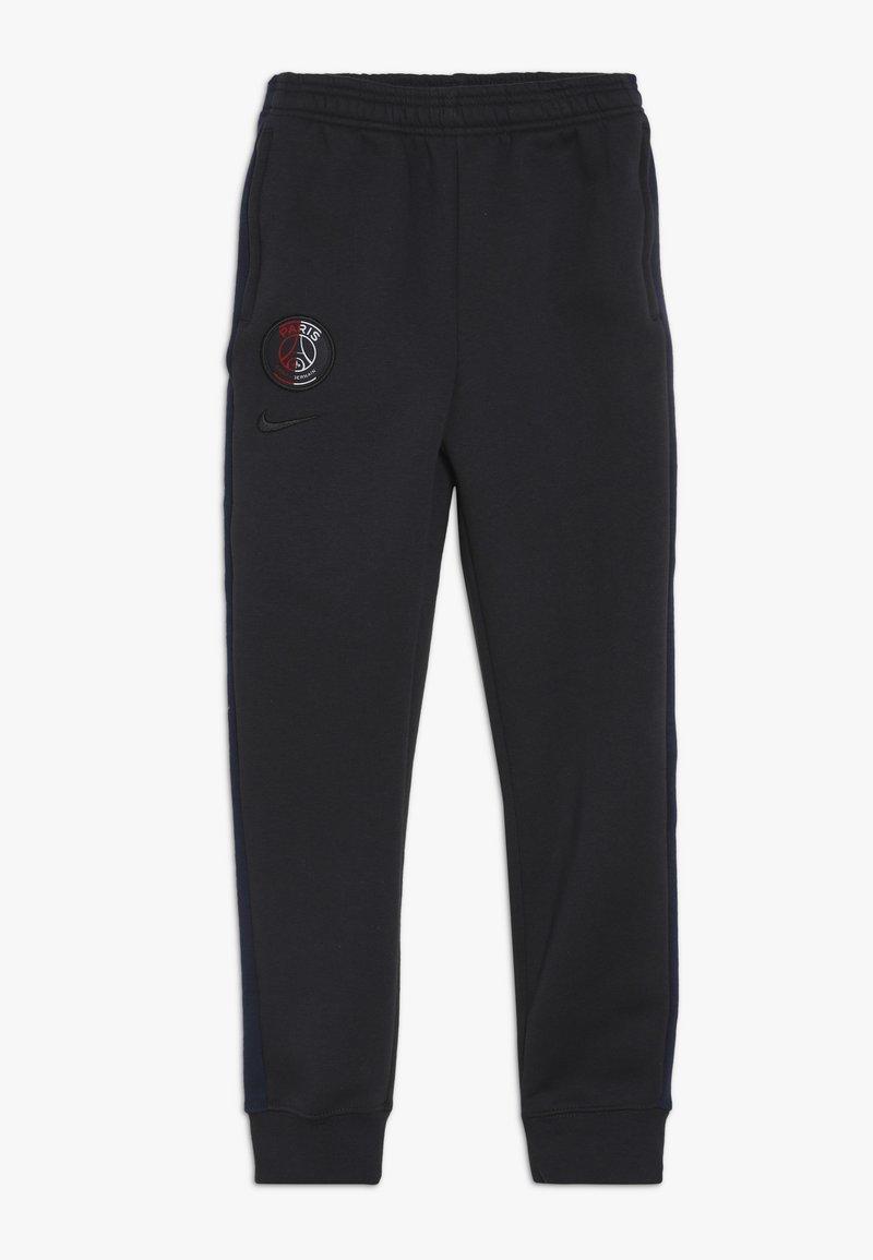 Nike Performance - PARIS ST GERMAIN PANT  - Klubbkläder - oil grey/obsidian