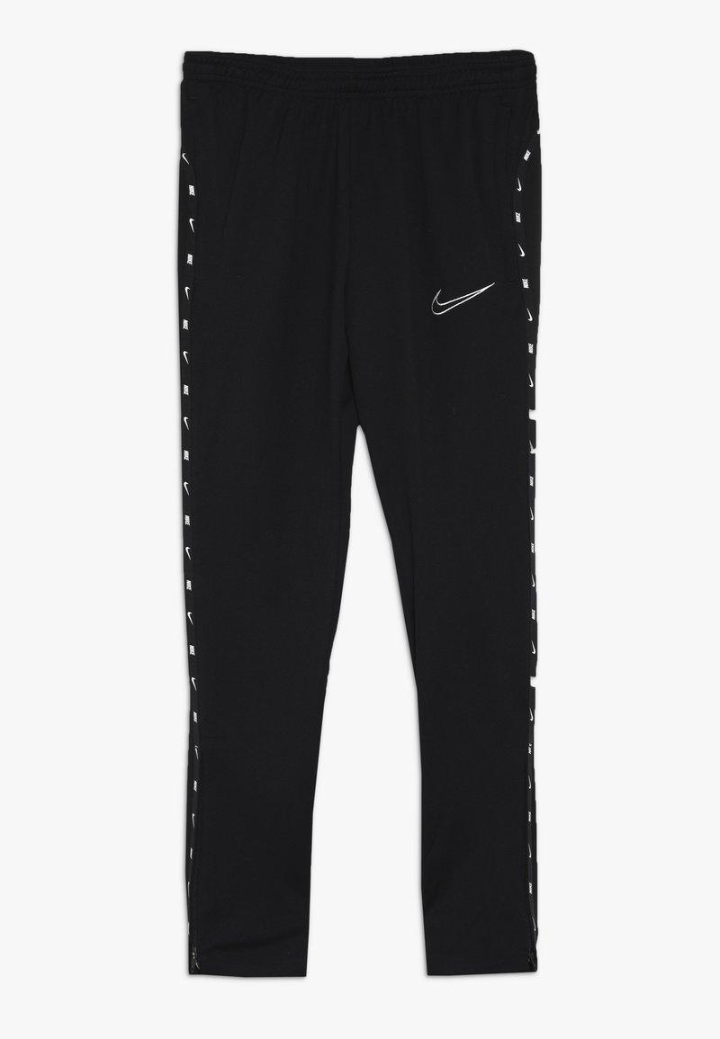 Nike Performance - DRY PANT  - Pantalon de survêtement - black/white
