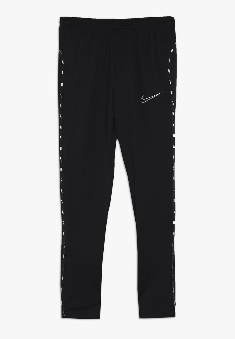 Nike Performance - DRY PANT  - Teplákové kalhoty - black/white