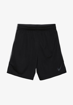 DRY SHORT - Träningsshorts - black/wolf grey/anthracite