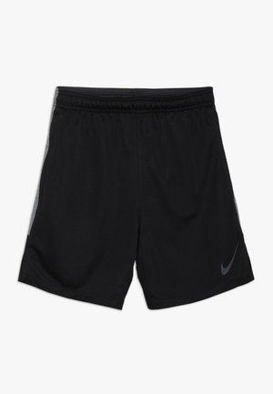 DRY SHORT - Pantaloncini sportivi - black/wolf grey/anthracite