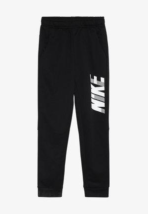 DRY PANT - Pantalon de survêtement - black/white