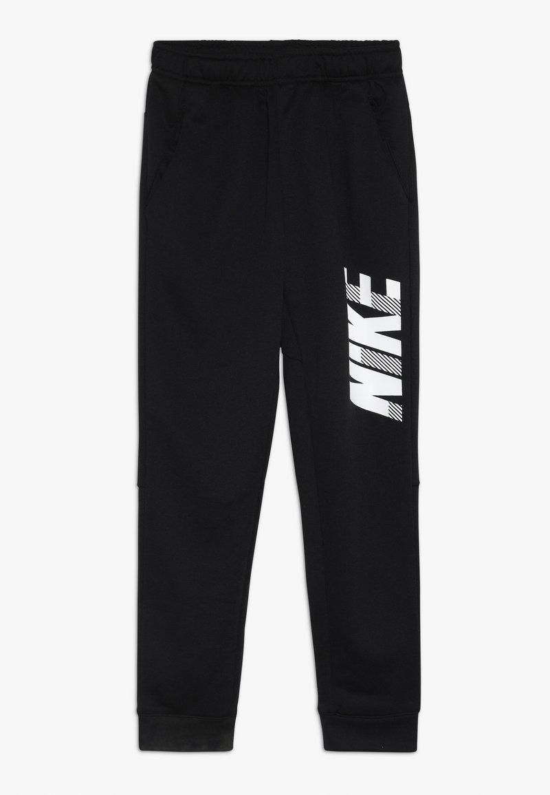 Nike Performance - DRY PANT - Træningsbukser - black/white