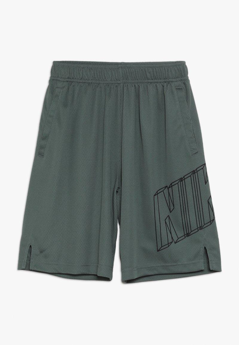 Nike Performance - DRY SHORT - Krótkie spodenki sportowe - juniper fog