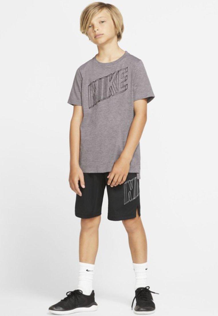 Nike Performance - DRY SHORT - Sports shorts - black