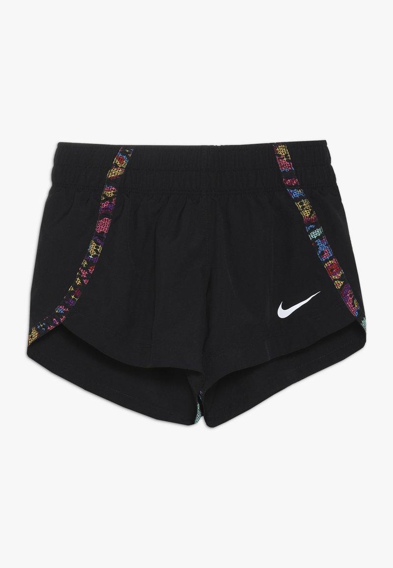 Nike Performance - DRY SPRINTER SHORT FEMME - Sports shorts - black/white