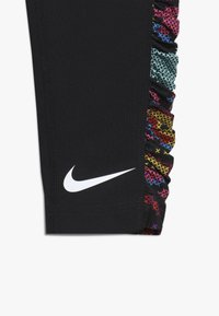 Nike Performance - ALL IN FEMME - Leggings - black/white - 4