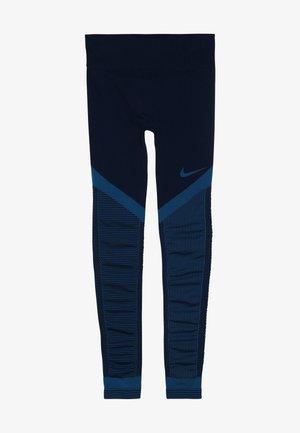 FENOM SEAMLESS - Leggings - blue void/photo blue