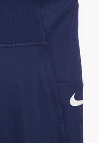 Nike Performance - TRAIN STUDIO - Tights - blue void/white - 3