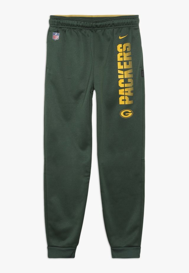 NFL BAY PACKERS THERMA PANT - Equipación de clubes - mottled teal