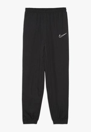 DRY PANT - Pantalones deportivos - black/white