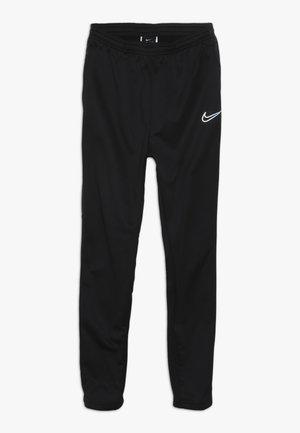 PANT  - Pantalon de survêtement - black/reflective silver