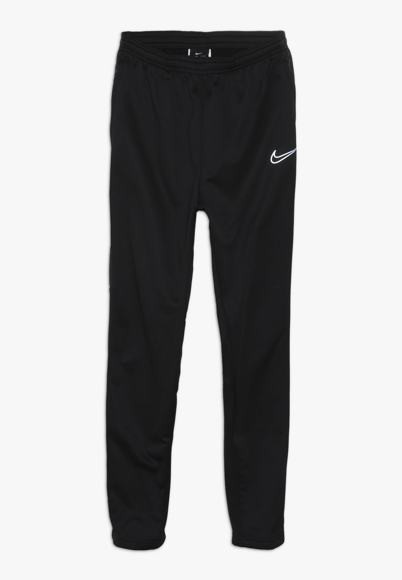 Nike Performance - PANT  - Tracksuit bottoms - black/reflective silver