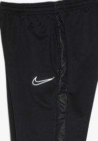 Nike Performance - PANT  - Tracksuit bottoms - black/reflective silver - 3