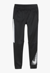 Nike Performance - THERMA PANT - Pantaloni sportivi - black/white - 0
