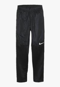 Nike Performance - THERMA PANT WINTERIZED - Spodnie treningowe - black - 0