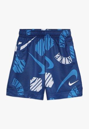 DRY SHORT - Pantalón corto de deporte - indigo force