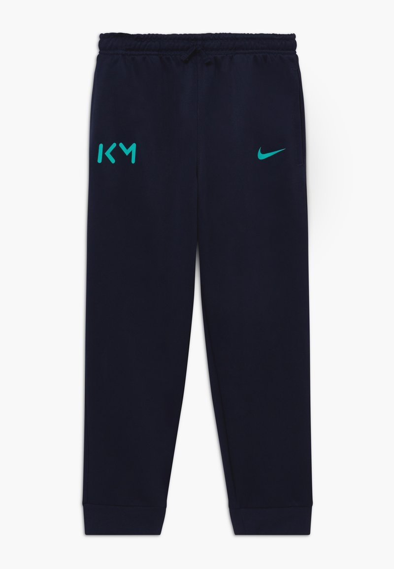 Nike Performance - KYLIAN MBAPPE - Tracksuit bottoms - obsidian/aurora green