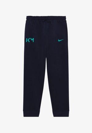 KYLIAN MBAPPE - Pantaloni sportivi - obsidian/aurora green