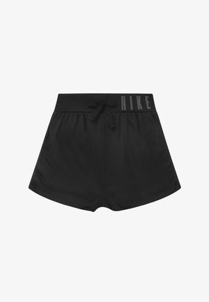 SEAMLESS - Sports shorts - black/dark grey