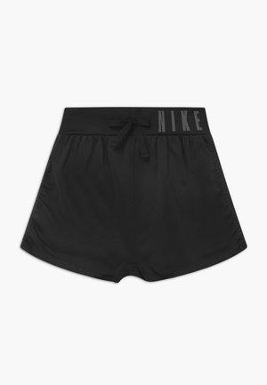 SEAMLESS - Sportovní kraťasy - black/dark grey