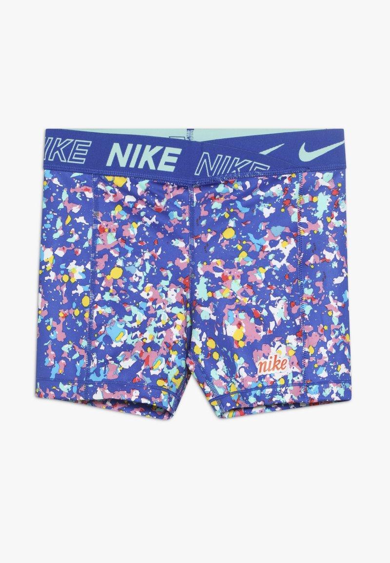 Nike Performance - BOY SHORT - Collant - hyper blue/emerald rise