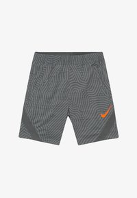 smoke grey/total orange