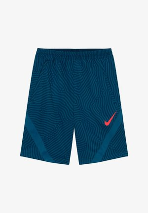 DRY STRIKE - Sports shorts - valerian blue/laser crimson