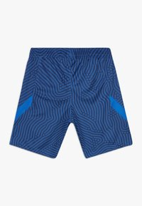 Nike Performance - DRY STRIKE SHORT - Korte broeken - midnight navy/soar/laser crimson - 1