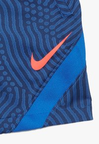 Nike Performance - DRY STRIKE SHORT - Korte broeken - midnight navy/soar/laser crimson - 2
